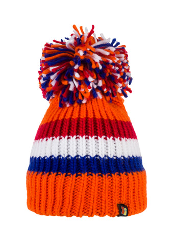 Flying Dutchman - Orange Bobble Hat