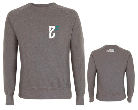 Base Fitness Grey Sweatshirt (Unisex)