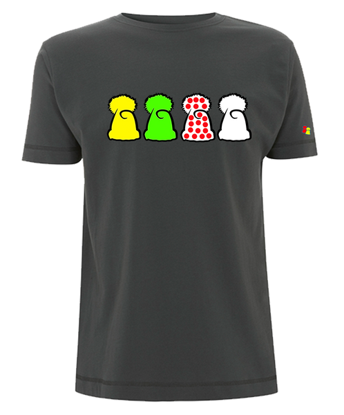 Tour de France Big Bobble Hats T-Shirt