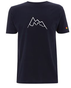 Snowy Mountains Big Bobble Hats T-Shirt