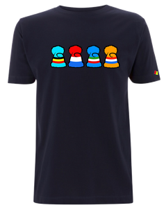 The Classics Big Bobble Hats T-Shirt