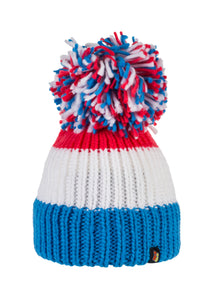 Pass The Duchy - Blue Bobble Hat