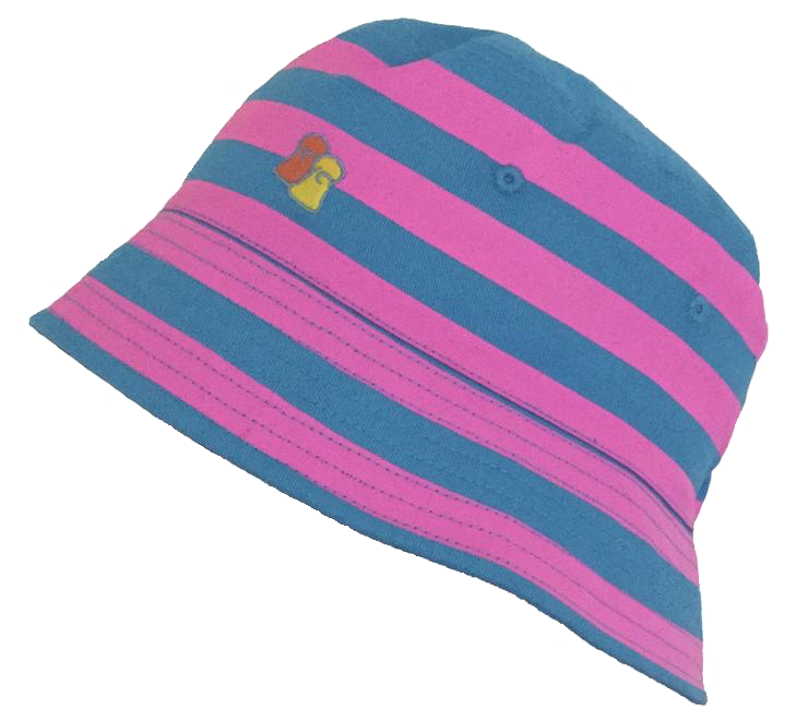 In The Pink Bucket Hat (Kids)