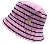 Kids Tickled Pink Bucket Hat