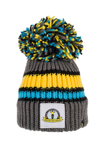 Ride for Charlie Big Bobble Hat