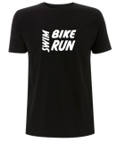 Swim, Bike, Run T-Shirt