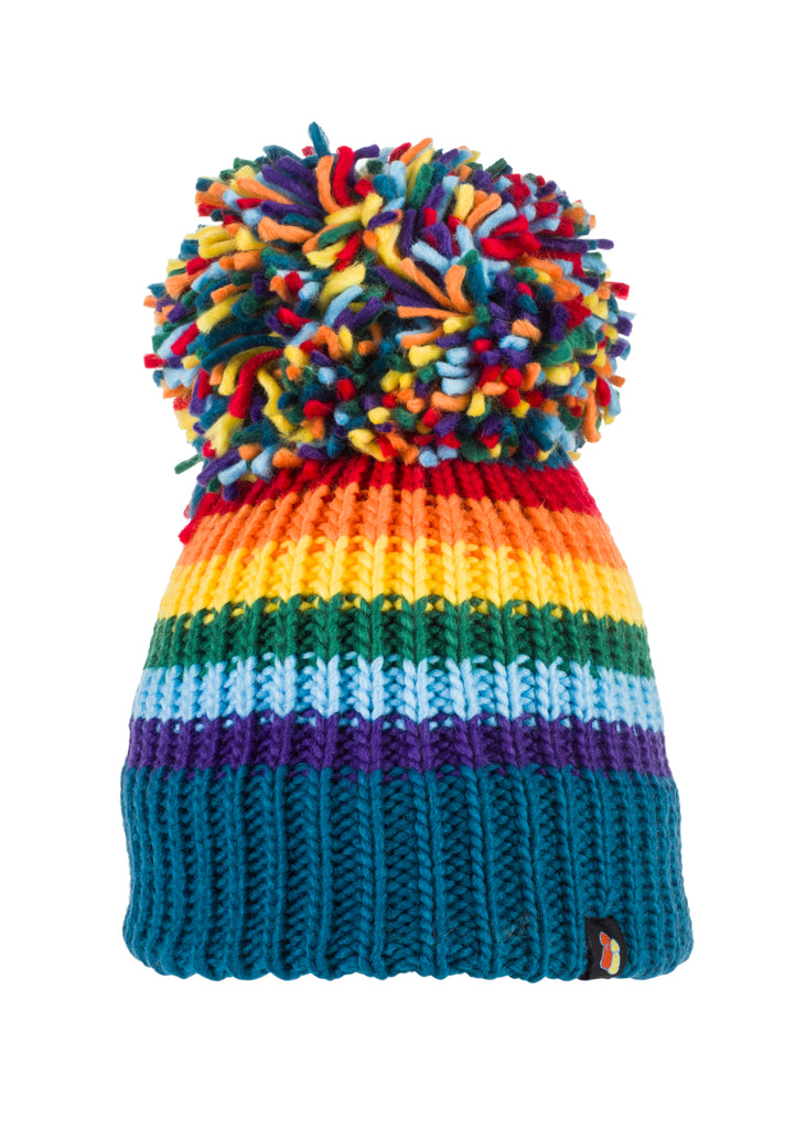 Smarty Party - Blue Bobble Hat