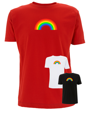 Women's Rainbow Technical T-Shirt