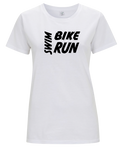 Women's Swim Bike Run Technical T-Shirt