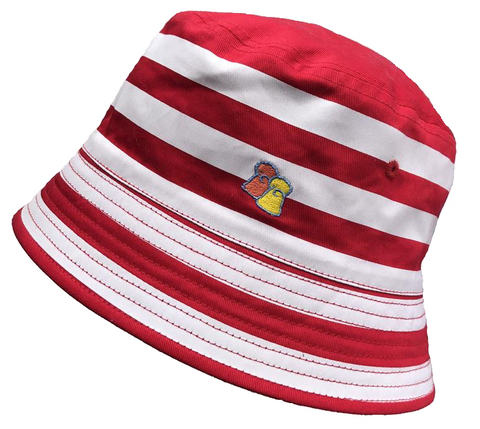 Candy Cane! Bucket Hat (Kids)
