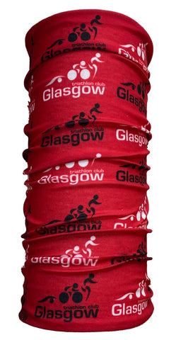 Glasgow Triathlon Club Neck Warmer
