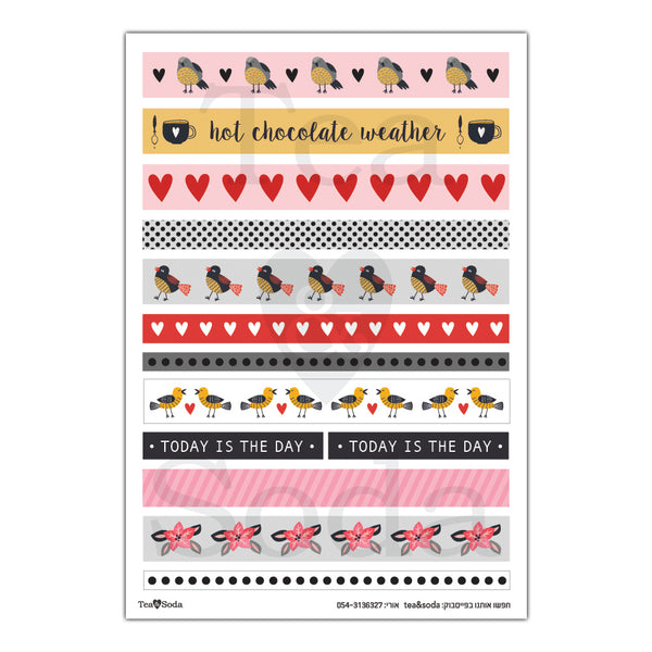 Planner stickers - Autumn