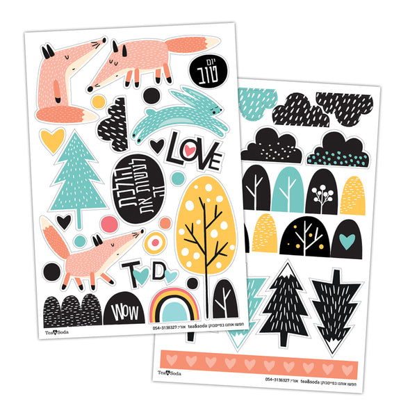 Planner stickers - Autumn NEW!