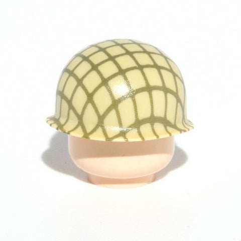 Japanese Infantry Netted Helmet