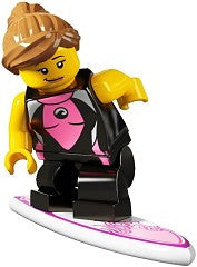 Minifigures Surfer girl 88045