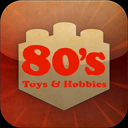 80's Toys & Hobbies