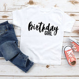 Birthday Girl Toddler Shirt