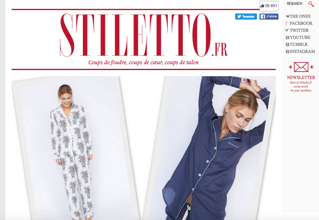 Stiletto Fashion Magazine, May 2016