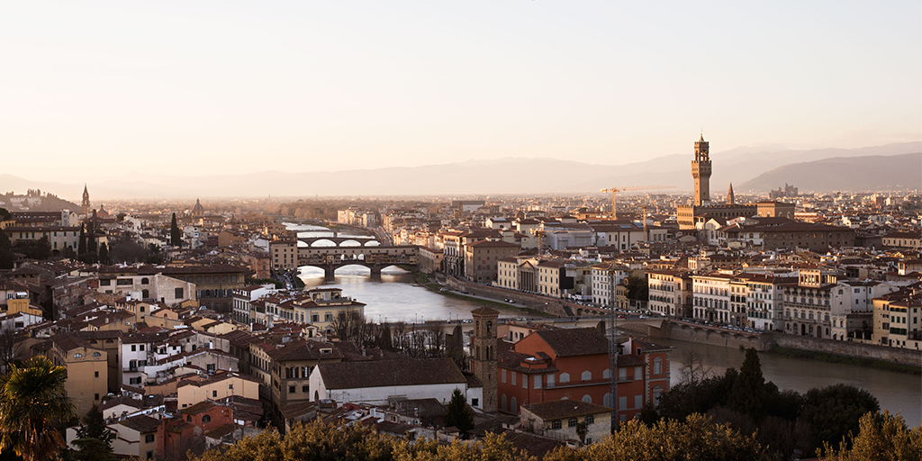 Sweetness and Light: A Guide to Florence Through the Five Senses