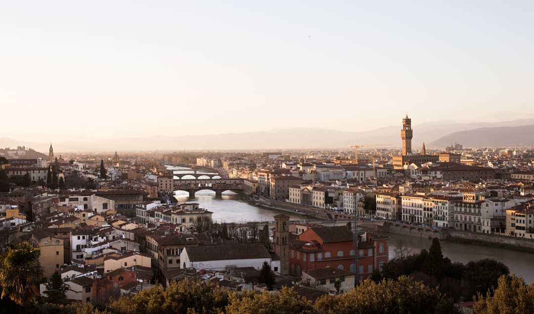 Inside 'Dolce Far Niente': A guide to Florence through the senses