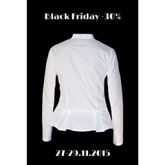 Magda shirt by Naai Antwerp - Black friday -30% sales! www.naaiantwerp.com