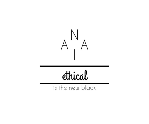 Ethical is the new black! www.naaiantwerp.com #ethical #fashion #green #sustainable #naaiantwerp