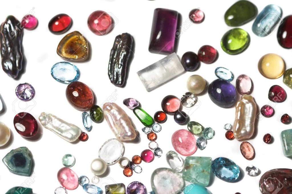 Semi Precious Stones for the Mind
