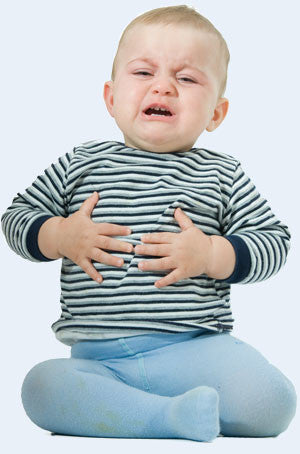 Ease Stomach Pain in Babies