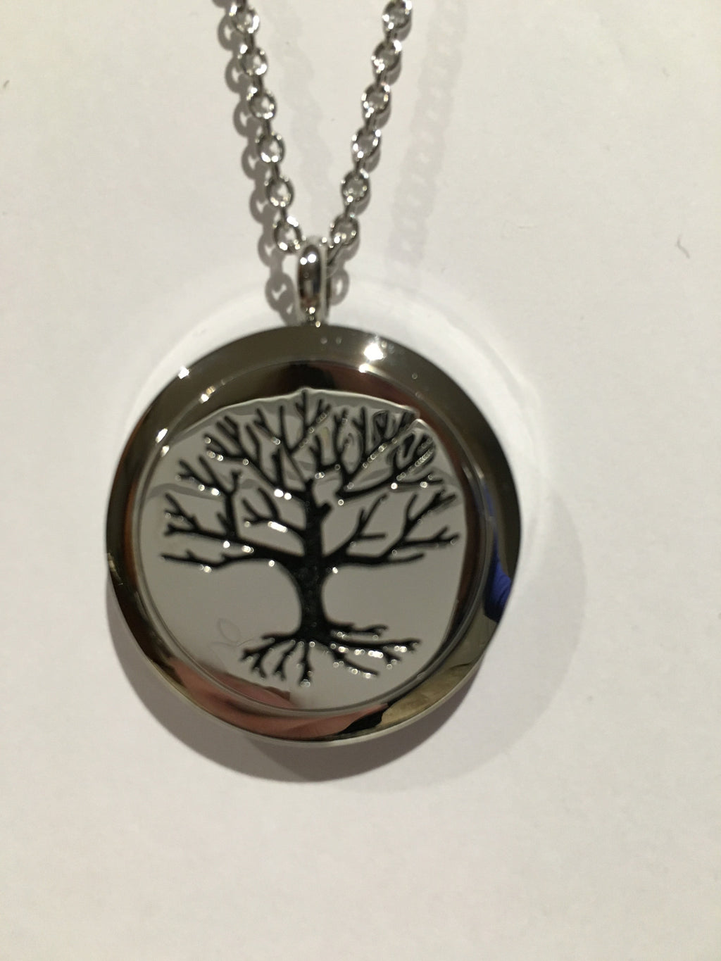 website working jewellry rb locket luxury vintage necklace life silver sterling tree filigree lockets s