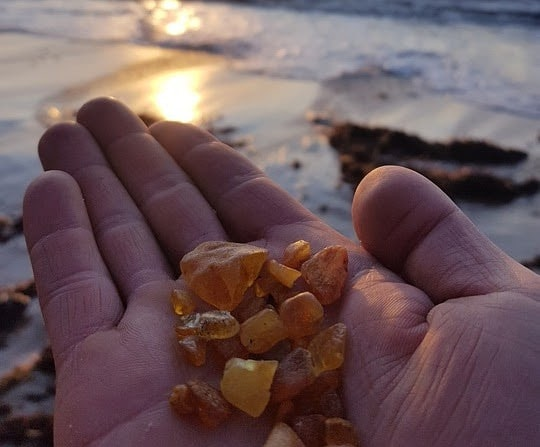 What is Baltic Amber and how does it work exactly?