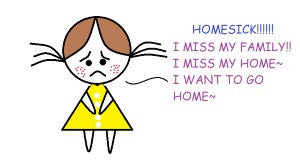 Help kids with Homesickness