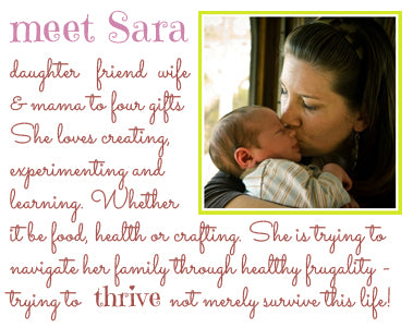 Author Sara Shay Your Thriving Family