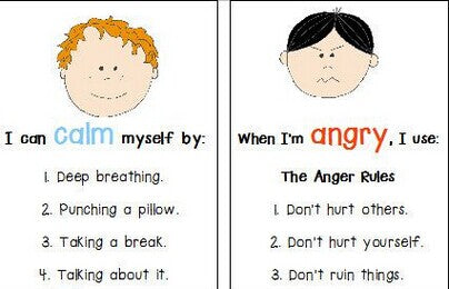 Manage Angry Toddler