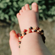 Baltic Amber Teething Necklace Raw Multi 1