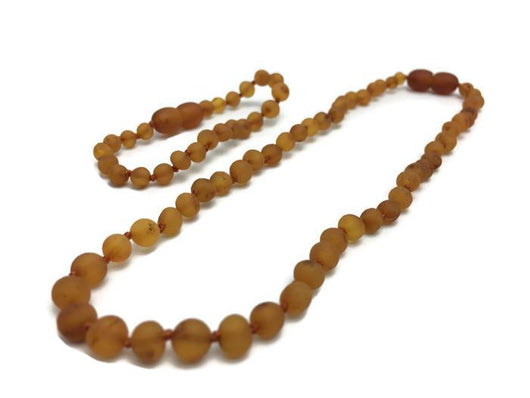 Baltic Amber Necklace - Baltic Amber Teething Necklace Bracelet SET 12.5 5.5 Baby Toddler