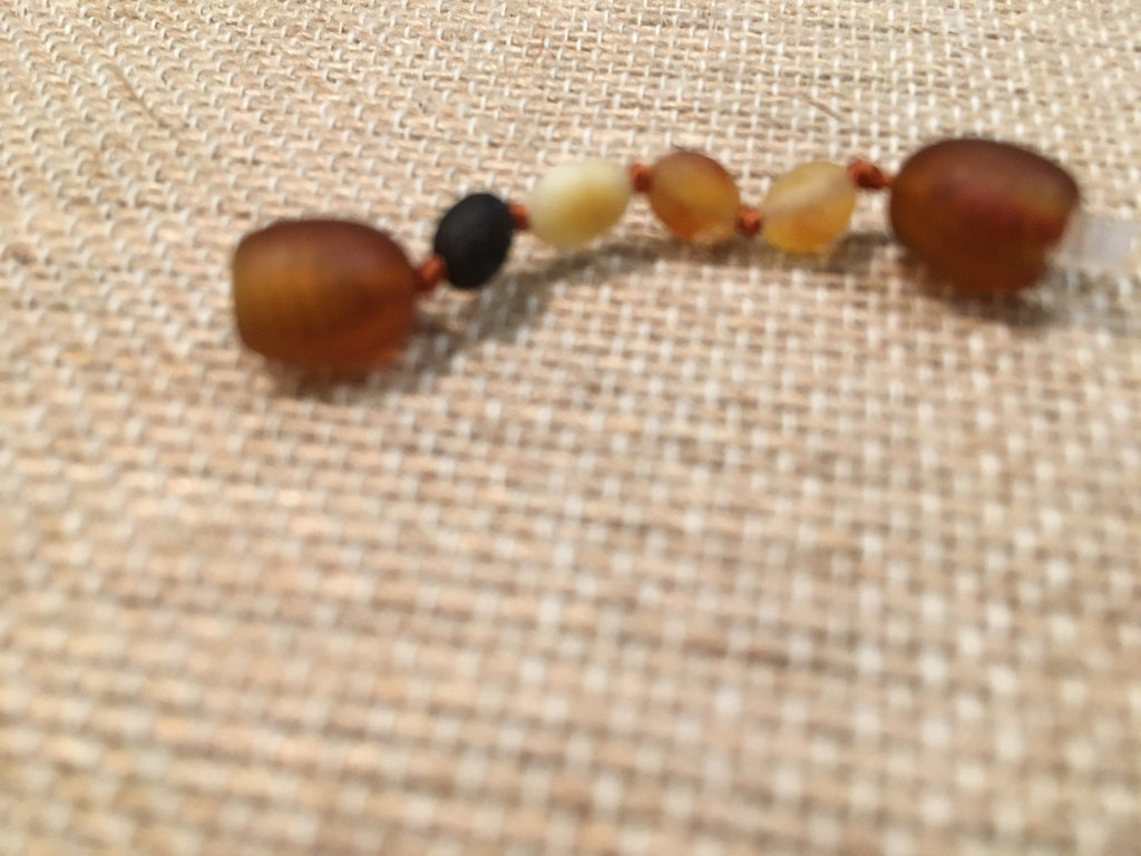 Baltic Amber - Polished Or Raw Baltic Amber Round Or Bean OR Hazelwood Extender 1.5 Inch Works On Hazelwood Necklace Or Bracelet, Baby, Child, Adult Screw Or Pop