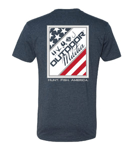 Stars & Stripes - Outdoor Militia®
