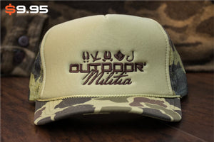 Patriot Back™ | Super Classic Tan - Outdoor Militia®