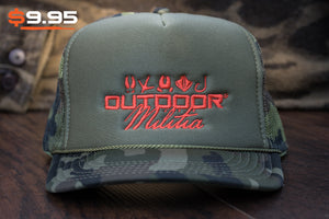 Patriot Back™ | Super Classic OD Green - Outdoor Militia®