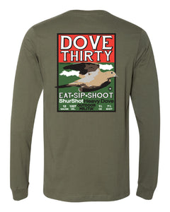 Dove Thirty | Long Sleeve - Outdoor Militia®