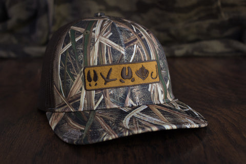 Tracks Logo™ | Mossy Oak® Blades - Outdoor Militia®