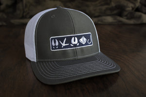 Tracks Logo™ | Gray - Outdoor Militia®