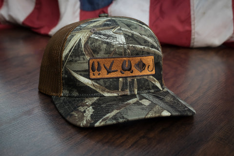 Tracks Logo™ | Realtree® Max5 - Outdoor Militia®