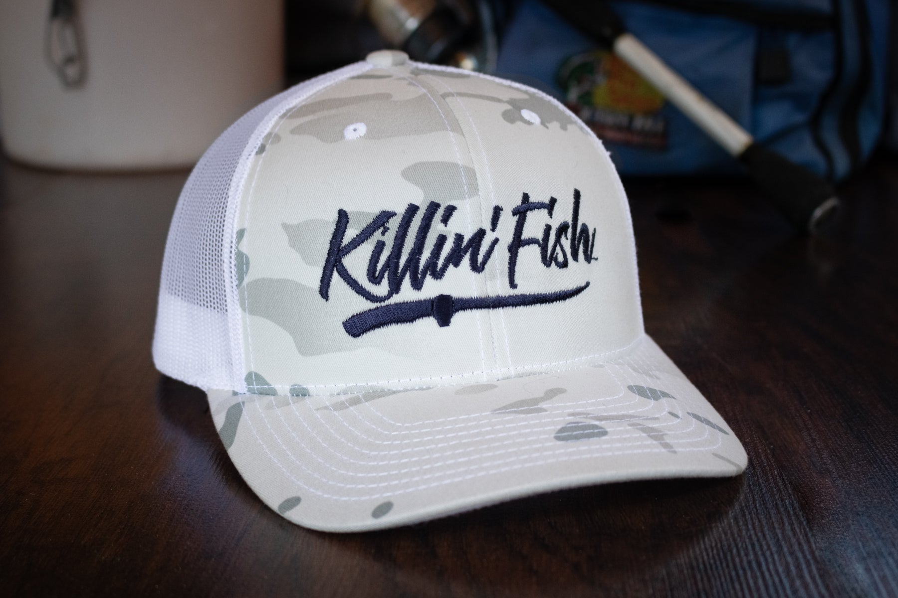 Killin' Fish™ | Multicam® Alpine - Outdoor Militia®