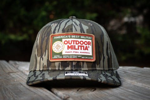 Redman Patch Hat | Original Bottomland - Outdoor Militia®