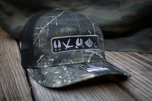 Tracks Logo™ | Realtree® Timber - Outdoor Militia®