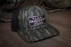 OM Leather Patch | Realtree Original® - Outdoor Militia®