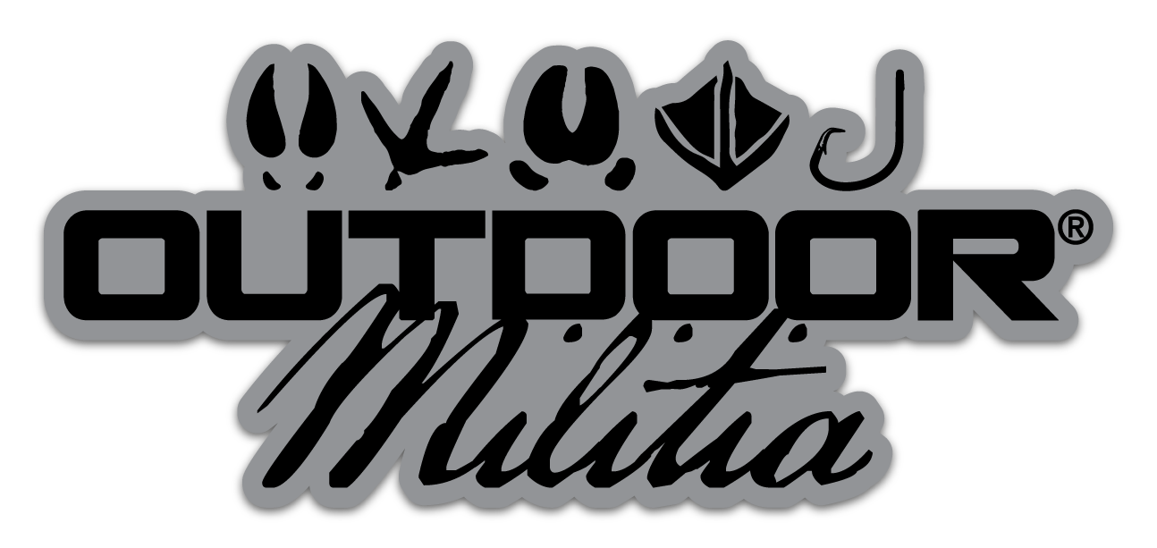 Outdoor Militia Decal | Small - Outdoor Militia®