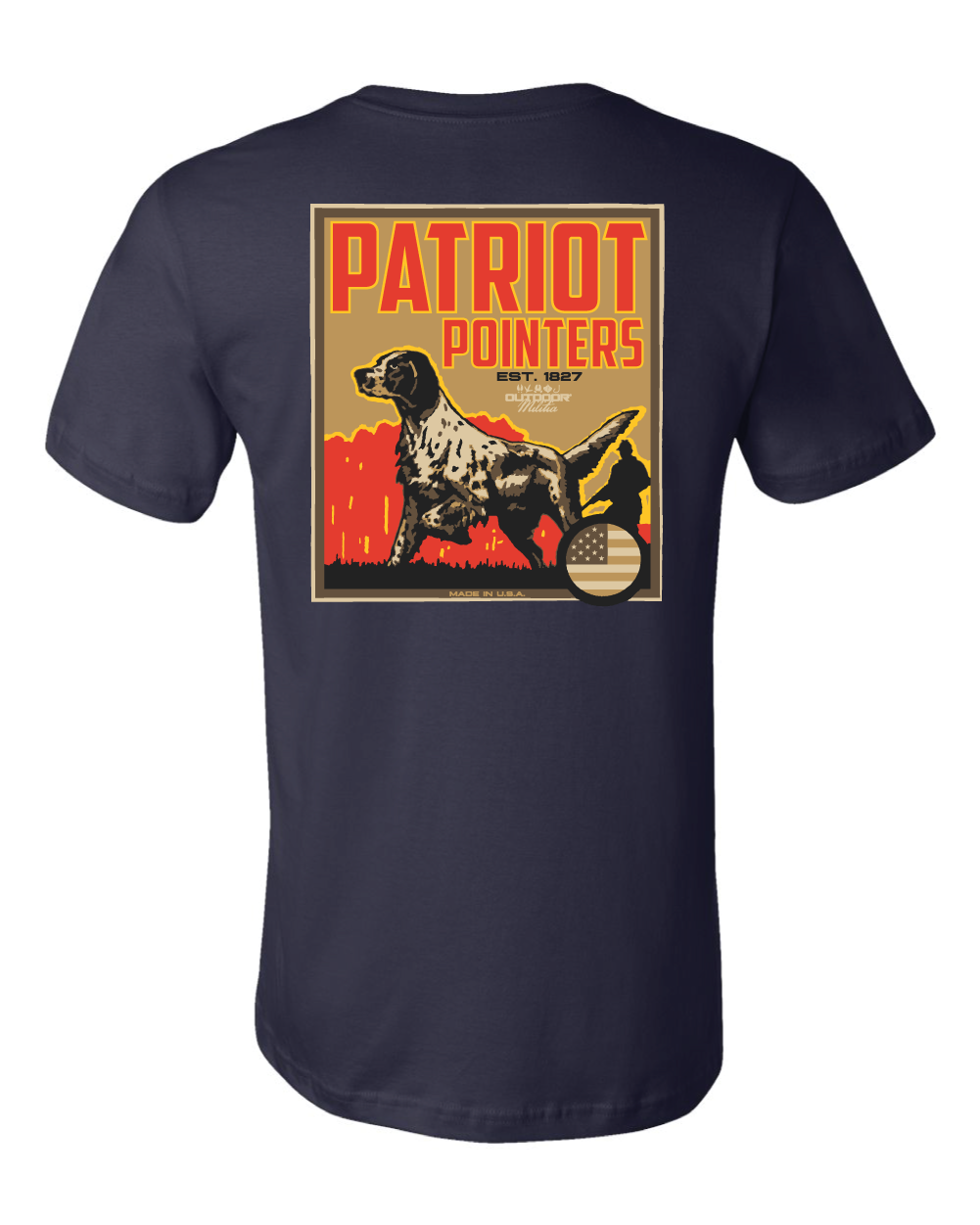 Patriot Pointers - Outdoor Militia®