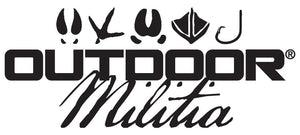 "The Outdoor Militia® Decal | 10"" - Outdoor Militia®"